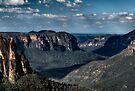 Grose Valley | Blue Mountains Australia by DavidIori