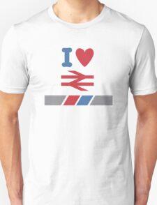 I Heart British Rail/Network Southeast T-Shirt