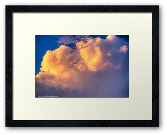 Beautiful Stormy Sky by Jonathan Bartlett