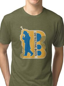 Detective Boys Tri-blend T-Shirt