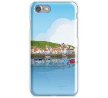 Staithes Digital Art iPhone Case/Skin