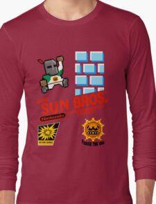 super sun bros. Long Sleeve T-Shirt