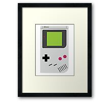 Gamer Boy Framed Print