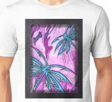 Dragonfly Watercolor Unisex T-Shirt