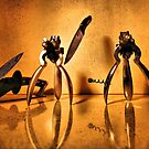 Penzer wine openers and Scanpan knives by andreisky
