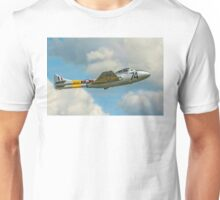 DH115 Vampire T.11 WZ507/74 G-VTII Unisex T-Shirt