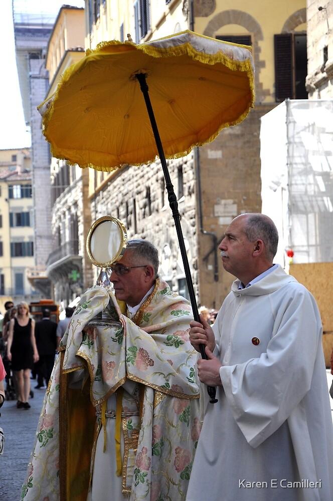 pilgrimage by Karen E Camilleri