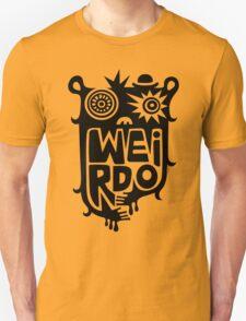 Big weirdo - on light colors Unisex T-Shirt