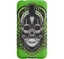 Sarcastic skull Samsung Galaxy Case/Skin