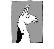 Llama Llama by MightyStarGazer