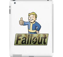 Vault Boy - Fallout iPad Case/Skin