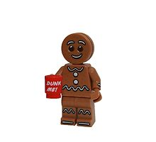 LEGO Gingerbread Man with Dunk Me Mug by jenni460