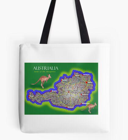 Austrialia Tote Bag