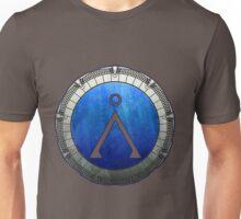 Watercolor Star Gate Unisex T-Shirt