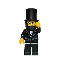 LEGO Abraham Lincoln by jenni460