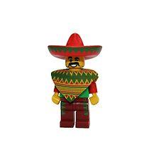 LEGO Taco Tuesday Man by jenni460