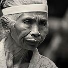 Woman of Ubud by Angie Muccillo