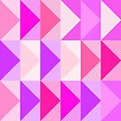 pink vectors by cathyjacobs