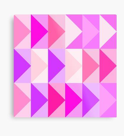 pink vectors Metal Print