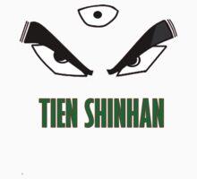 Tien Shinhan by Ben Morgan