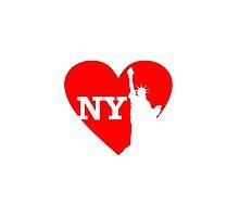 I love NY by joetyrex