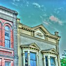 The Terry Building Port Townsend , Washington  by lanebrain photography