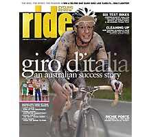 RIDE Cycling Review Issue 49 Photographic Print