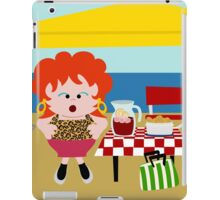 Antonia & Omaíta On The Beach iPad Case/Skin