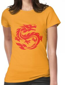 Dragon V2 Womens Fitted T-Shirt