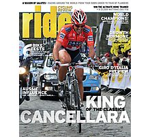 RIDE Cycling Review Issue 48 Photographic Print