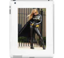 BatGirl Cosplayer iPad Case/Skin