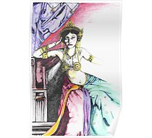 Mata Hari Seductress Poster