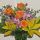 Beautiful Bouquet of Blooms by MichelleR