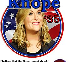Vote Knope for President by btvskate