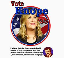 Vote Knope for President T-Shirt