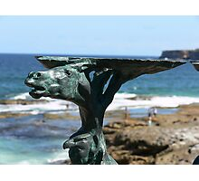 Sculptures by the sea - Bondi Photographic Print
