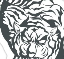 Tattoo tiger Sticker