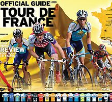 Tour de France Guide 2009 by RIDEMedia