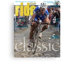 RIDE Cycling Review Issue 28 Canvas Print