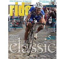 RIDE Cycling Review Issue 28 Photographic Print