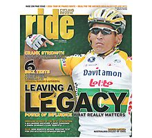 RIDE Cycling Review Issue 31 Photographic Print