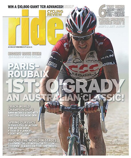 RIDE Cycling Review Issue 38 by RIDEMedia