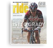 RIDE Cycling Review Issue 38 Canvas Print