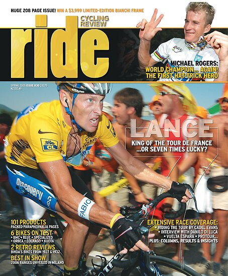 RIDE Cycling Review Issue 36 by RIDEMedia