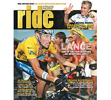 RIDE Cycling Review Issue 36 Photographic Print