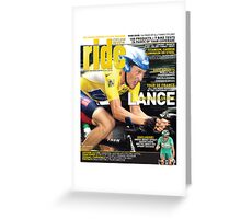 RIDE Cycling Review Issue 22 Greeting Card