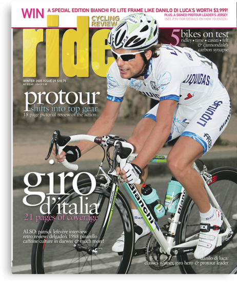 RIDE Cycling Review Issue 29 by RIDEMedia