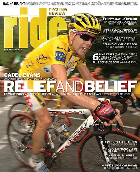 RIDE Cycling Review Issue 42 by RIDEMedia
