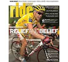 RIDE Cycling Review Issue 42 Photographic Print