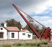 Nairne Station - Abandoned by DPalmer